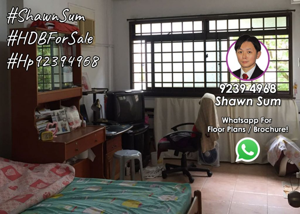 Bed Room in 792 Woodlands Ave 6