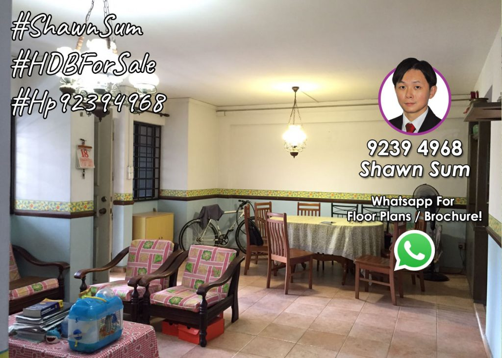 Spacious Living Room in 792 Woodlands Ave 6