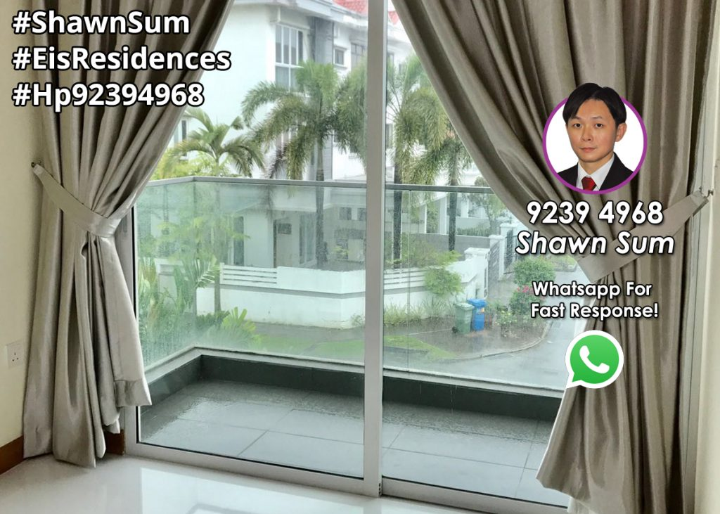 Eis Residences Unblock View and Quiet Environment