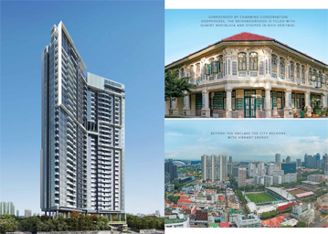 Sturdee Residences at 10 Beatty Road District 8