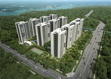 Symphony Suites at Yishun Ave 6 District 27