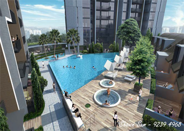 The Venue Residences and Shoppes at Tai Thong Crescent District 13