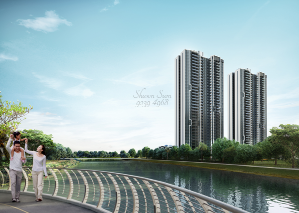 Parc Riviera at District 5. Call 92394968 For Full Floor Plans & Brochure