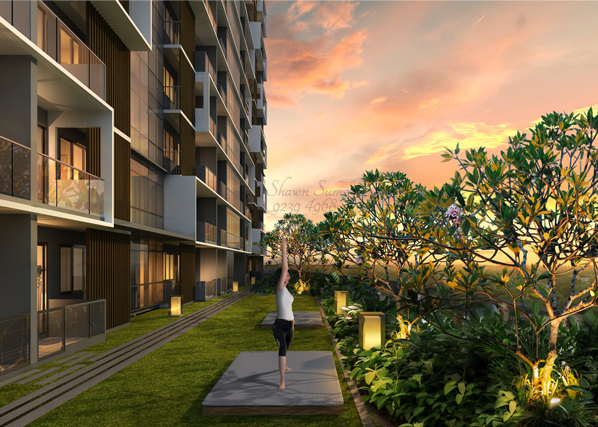 Poiz Residences at Meyappa Chettiar Road District 13 Healthy Living