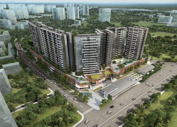 Poiz Residences at Meyappa Chettiar Road District 13 Overview