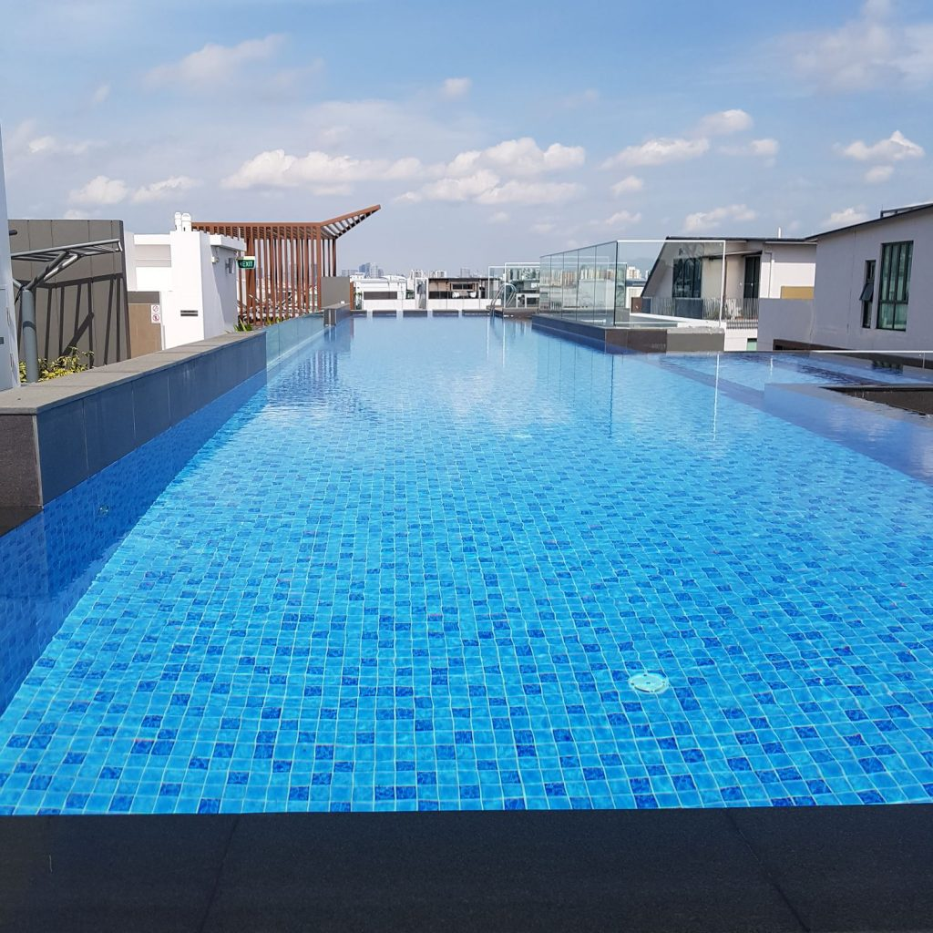 Swimming Pool at Sunnyvale Residences