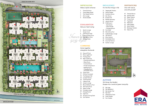 PM 92394968 For Floor Plans and Brochure